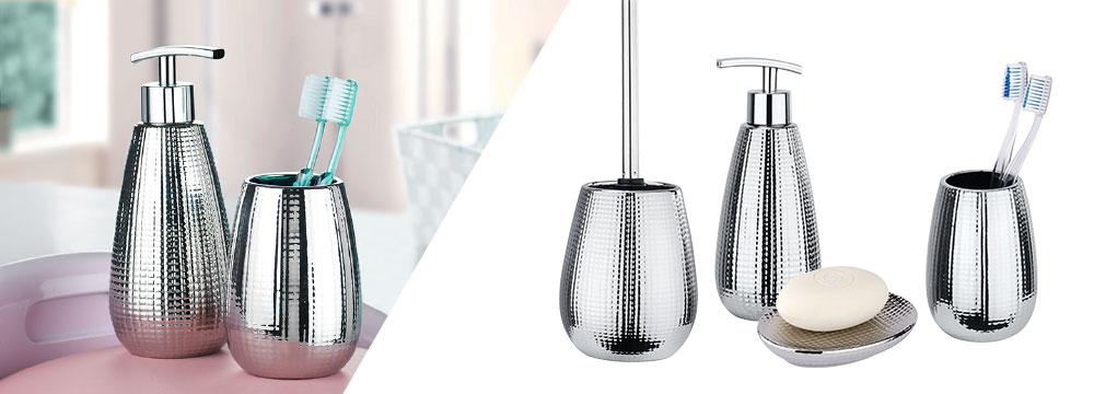 Bad accessoires edelstahl  Produktbereich: Bad-Accessoires | WENKO
